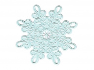 Лезвие Joy! Crafts & Emboss Die, Winter Wishes — Ice Crystal 3, размер 6 см