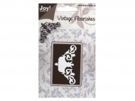 Лезвие Joy! Crafts Dies — Vintage Flourishes — Corner