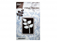 Лезвие Joy! Crafts Dies, Vintage Flourishes  - Branch Leaves