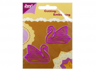 Набор лезвий Joy! Crafts Dies — Cutting & Embossing — Swans