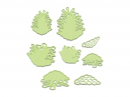 Набор лезвий LeCreaDesigns -  Pine Cones