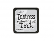 Прозрачные чернила для эмбоссинга Ranger - Distress Mini Embossing Ink Pad, 3x3 см