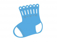Лезвие Marianne Design Creatable - Baby Sock