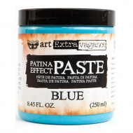 Паста с эффектом патины от Prima Marketing - Finnabair Art Extravagance Patina Effect Paste - Blue, 250 мл